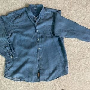 Tommy Bahama Chambray Button Down